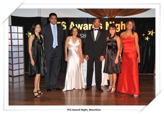 HSBC Mauritius PFS Night