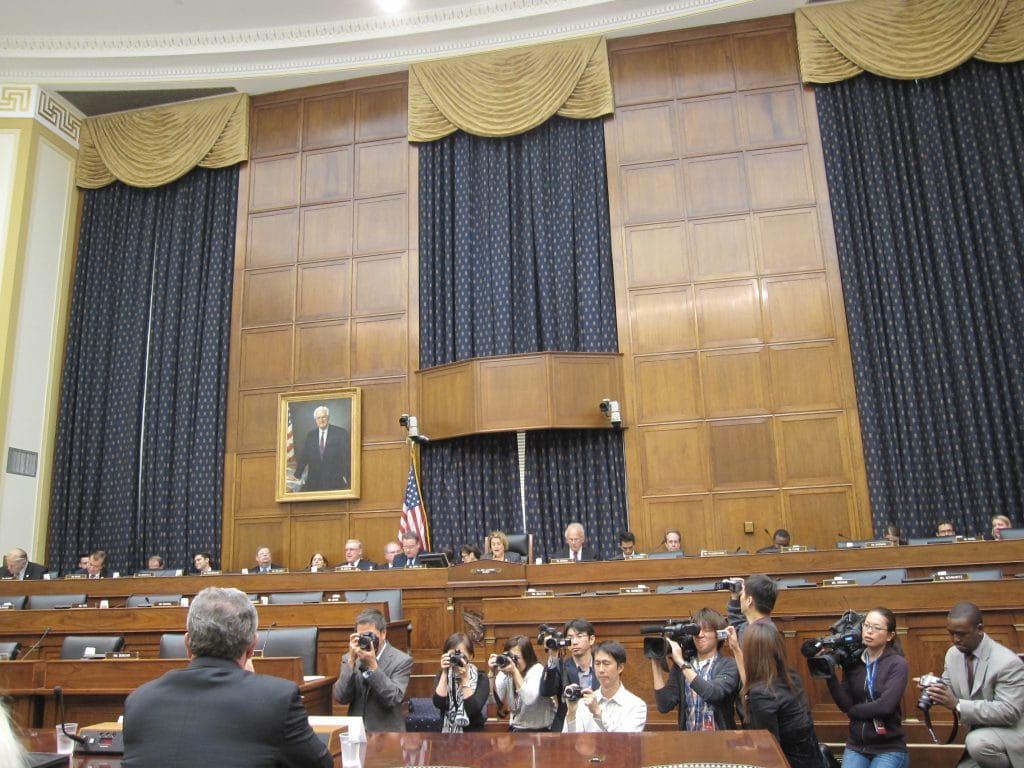 House Hearing