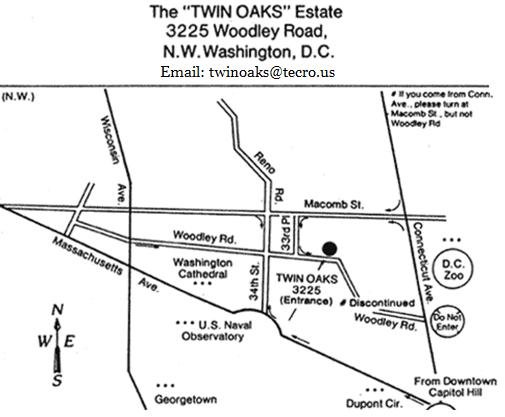 twin oaks location