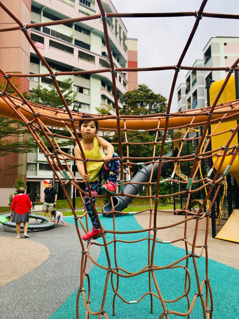 Jurong Spring Playfields