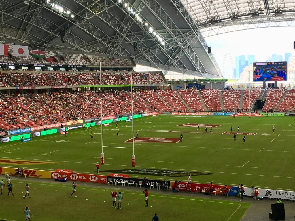 HSBC World Rugby 7s
