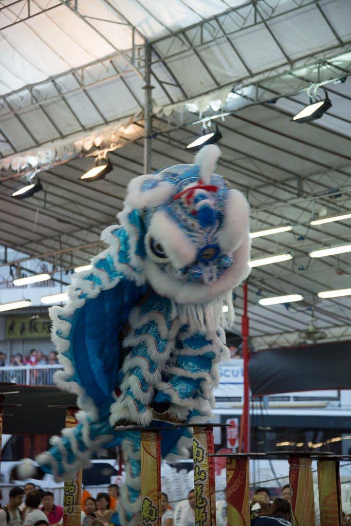 Lion Dance Competition