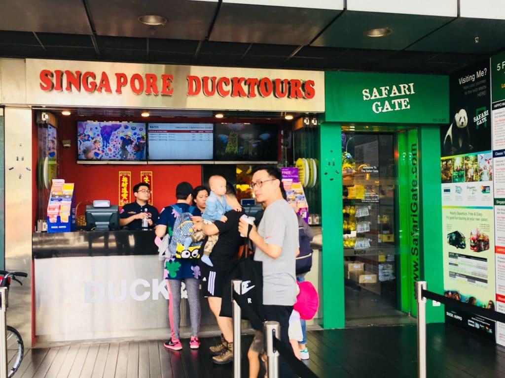 Duck Tour Singapore