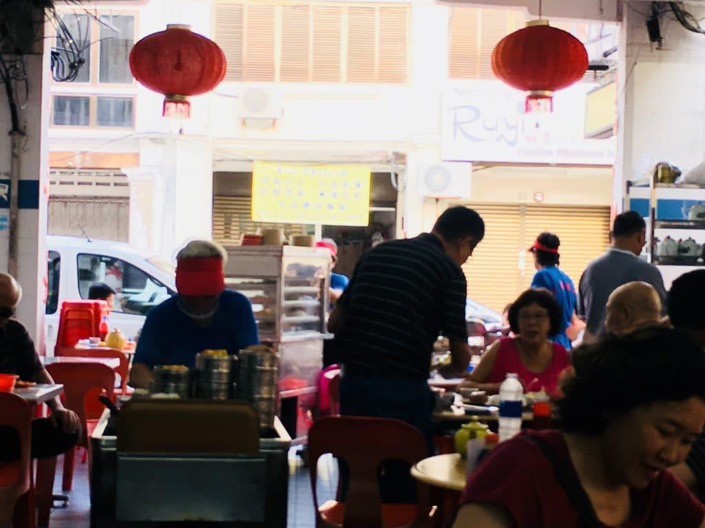 Tai Tong Restaurant 大東酒樓
