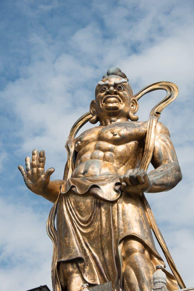 極樂寺 (Kek Lok Si)