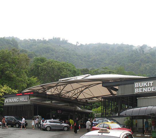 Penang Hill 升旗山