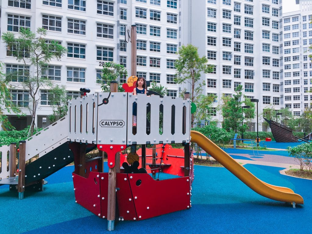 Compassvale Crescent Playground