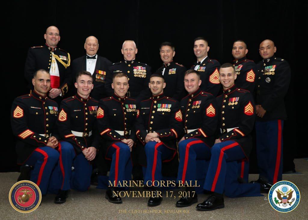 Marine Ball 2018
