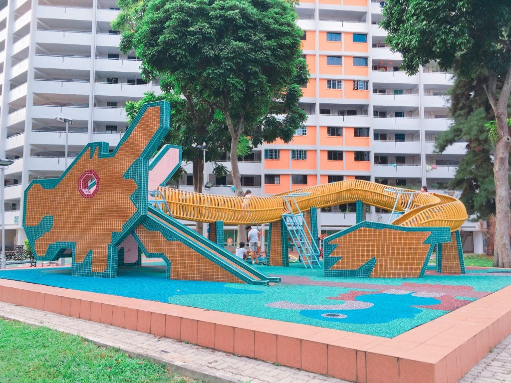 Dragon Playground