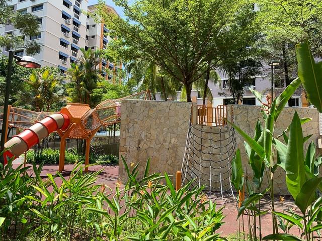 Circle Green Park