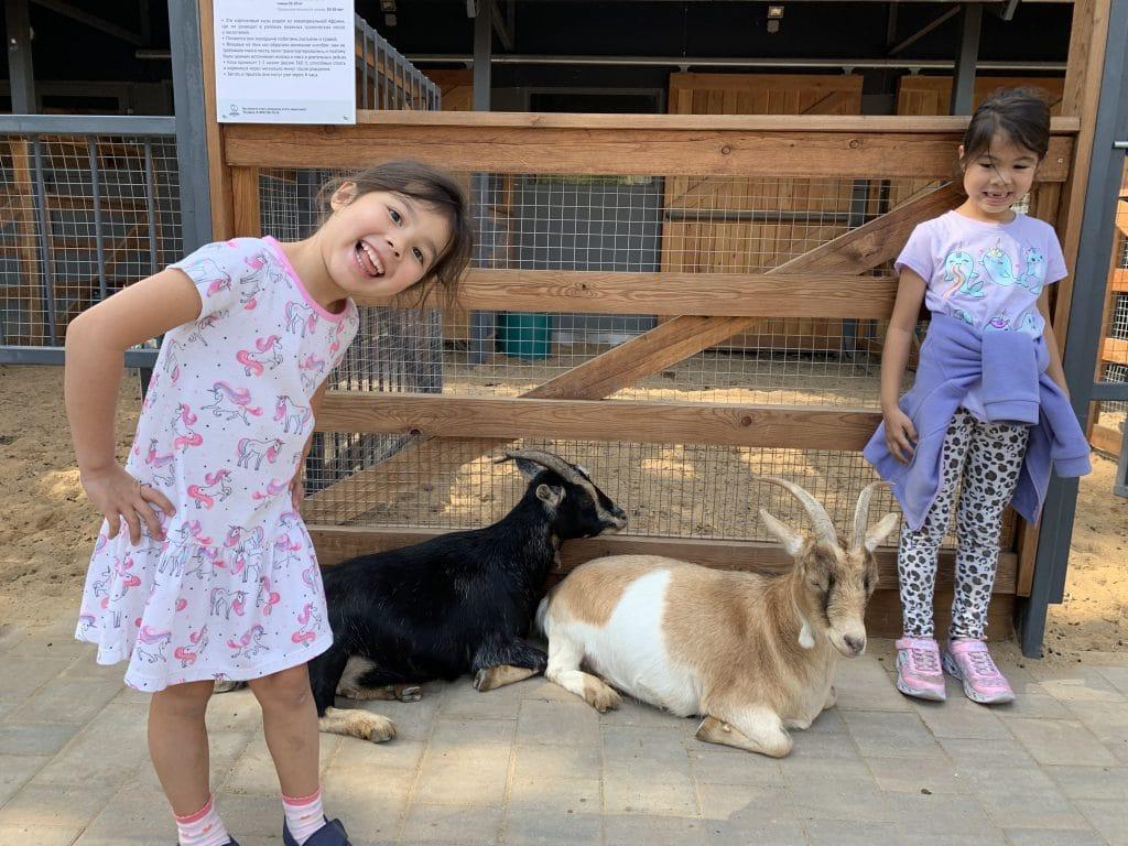 Moscow Zoo - Children's Zoo