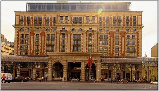 Moscow Ritz Carlton Hotel