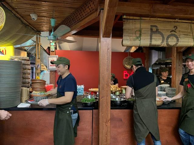 Asian Cuisine - Pho Bo