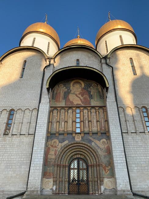 Kremlin - Assumption Cathedral