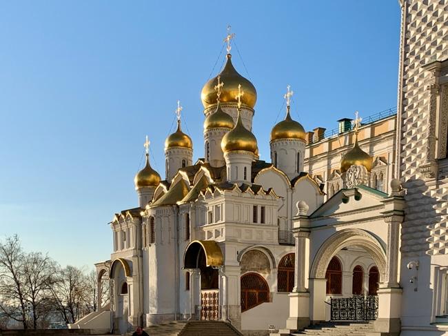 Kremlin - Annunciation Cathedral