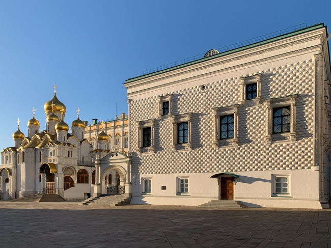 Kremlin - Palace of the Facets