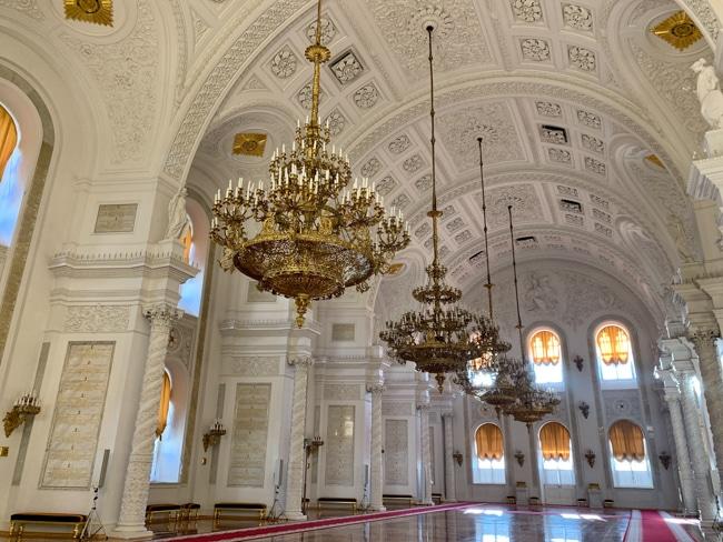 The Grand Kremlin -  Georgievsky