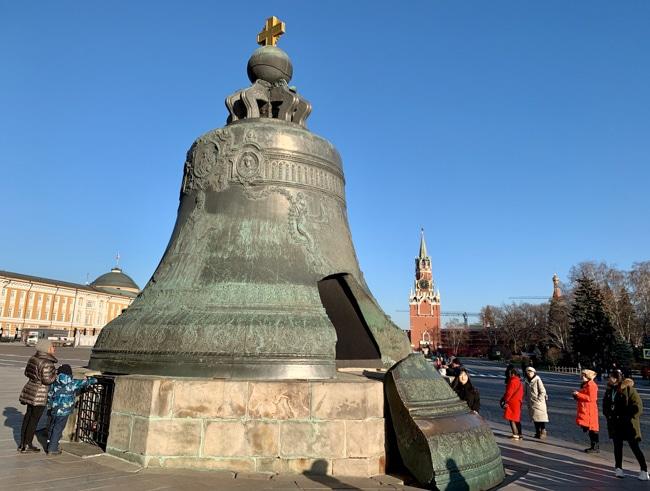 Kremlin - Tsar Bell