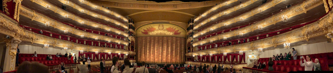 Bolshoi Theater Moscow