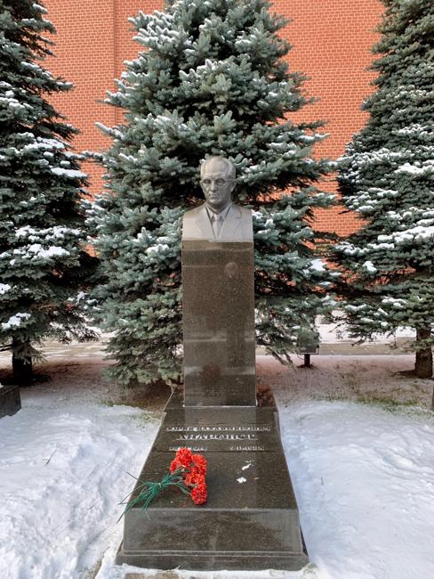 安德洛波夫 (Yuri Andropov)