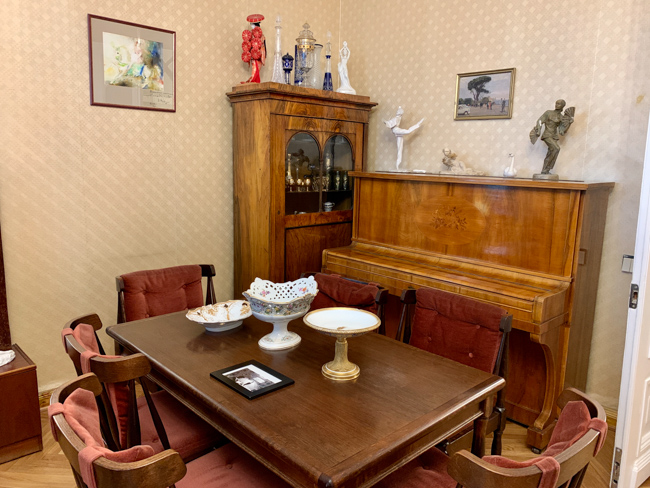 Museum-apartment of G. S. Ulanova