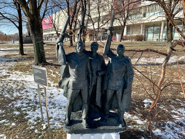 莫斯科雕像公園